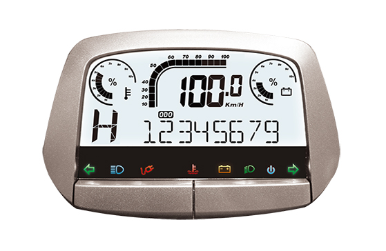 ACE-5000EC (CANBUS) sereis Speedometer for LEV,  Digital LCD Display